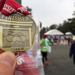 【京都マラソン 2015】 僕の結果(ランナーズアップデート)と完走率