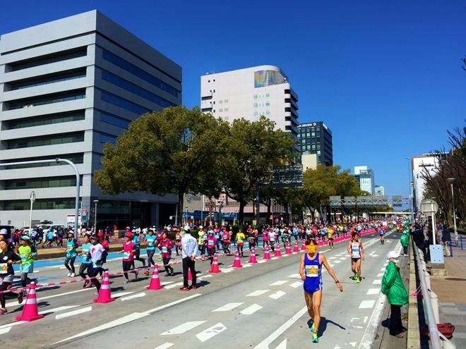 シティ マラソン 名古屋