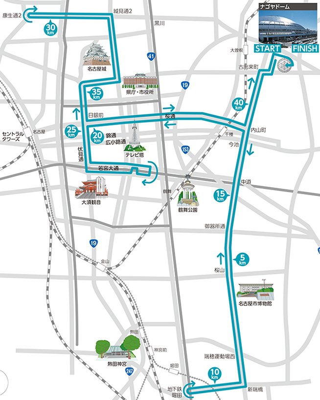 nagoya-womens-marathon-2015-course-map-01