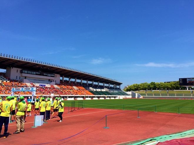 岐阜メモリアルセンター長良川競技場