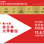 全日本大学駅伝 2016【東北地区予選】結果・速報(リザルト)