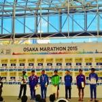 【大阪マラソン 2015】結果・速報・完走率(ランナーズアイ)