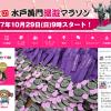 【水戸黄門漫遊マラソン2017】結果・速報・完走率(ランナーズアップデート)