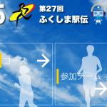 【第27回 ふくしま駅伝 2015】結果・速報・区間記録(リザルト)