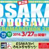 【OSAKA淀川ウルトラマラソン 2016】結果・順位(リザルト)。クチコミ評価52.7点
