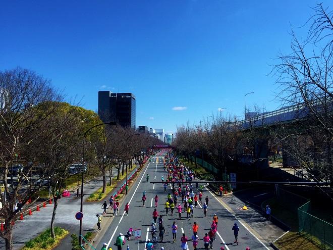 名古屋ウィメンズマラソン 画像