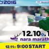 【奈良マラソン 2016】12月11日開催。エントリー後日お知らせ。23分で定員締切り(前回)