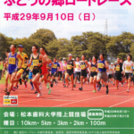 【塩尻ぶどうの郷ロードレース 2017】結果・速報(リザルト)