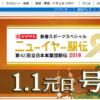 【ニューイヤー駅伝 2018】結果・速報・区間記録