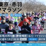 【東京・赤羽ハーフマラソン 2018】結果・速報(ランナーズアップデート)