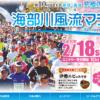【第10回 海部川風流マラソン 2018】結果・速報(ランナーズアップデート)