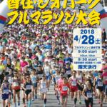 【香住ジオパークフルマラソン 2018】結果・速報・完走率(リザルト)
