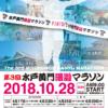 【水戸黄門漫遊マラソン2018】エントリー4月25日開始。結果・速報・完走率(リザルト)