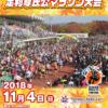 【第41回 足利尊氏公マラソン 2018】結果・速報(リザルト)