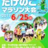 【平川市たけのこマラソン 2017】結果・速報(リザルト)
