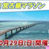 【エコアイランド宮古島マラソン 2017】結果・速報・完走率(リザルト)