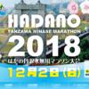【はだの丹沢水無川マラソン 2018】エントリー8月1日開始。結果・速報(リザルト)