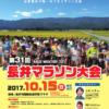 【第31回 長井マラソン 2017】結果・速報・完走率(リザルト)