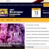 【IAAF 世界室内陸上 2018】結果・速報(リザルト)日本代表選手