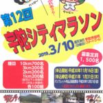 【宇陀シティマラソン 2020】エントリー11月15日開始。結果・速報(リザルト)