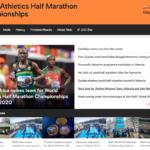 【世界ハーフマラソン 2020】結果・速報(リザルト)日本代表選手