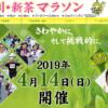 【掛川・新茶マラソン 2019】結果・速報・完走率(ランナーズアップデート)