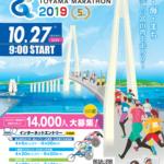 【富山マラソン 2019】結果・速報・完走率(応援navi)