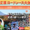 【第9回 富士・鳴沢紅葉ロードレース 2018】速報・結果(リザルト)