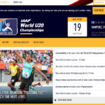 【U20世界陸上競技選手権 2018】結果・速報(リザルト)日本代表選手一覧
