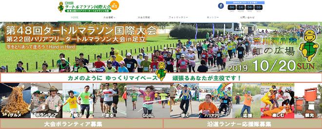タートルマラソン国際大会2019画像