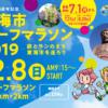 【東海市ハーフマラソン 2019】エントリー7月8日開始。結果・速報(リザルト)