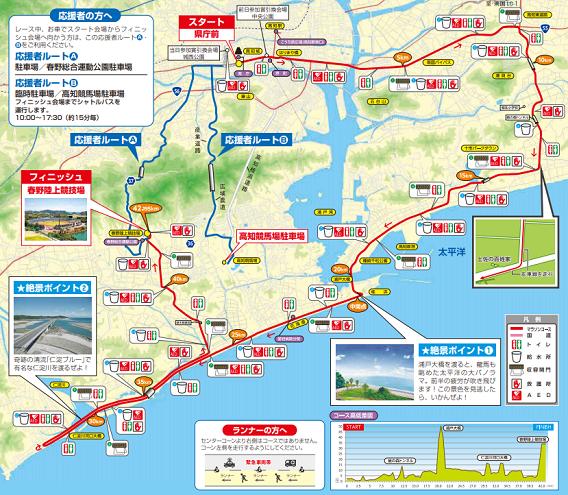 規制 龍馬 マラソン 交通 高知龍馬マラソン2017の交通規制の詳細!渋滞(混雑)回避情報