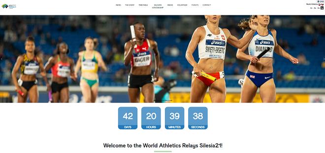 World Athletics Relay 2021