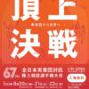 【全日本実業団対抗陸上選手権 2019】結果・速報(リザルト)